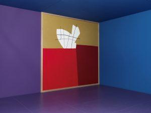 Constant, Paars Blauwe Kamer, Cobra Museum