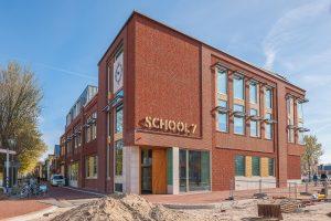 Entree School 7 Den Helder Evelien van Veen Foto Jan de Vries