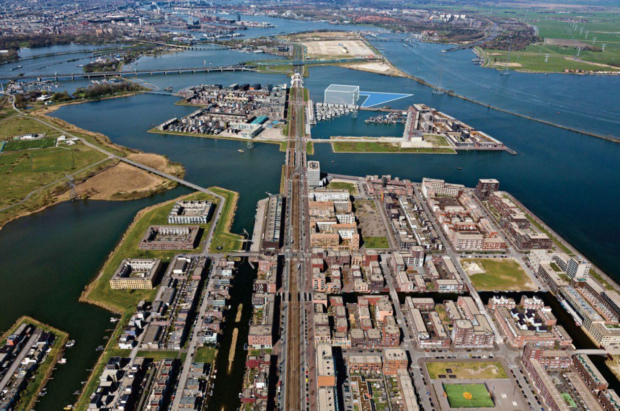 Wonen In Ijburg : Architectuurtour ijburg en zeeburgereiland architectuur