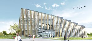 Energy academy Zernike Groningen Broekbakema i.s.m. pvanb architecten