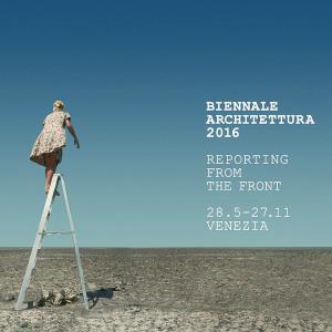 Affiche van La Biennale 2016