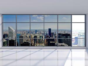 Wanneer er zon op een een raam staat met thermochroom glas, dan vormen de metaalionen andere confi guraties die mensen ervaren als een verandering van tint. De opwarming binnen vermindert hierdoor