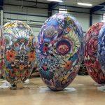 Opblaasbare objecten Marcel Wanders