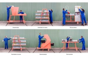 Bureau SLA, Overtreders W, Pretty Plastic PLant