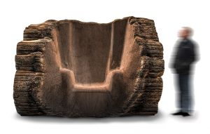 Maarten Baas, The Tree Trunk Chair