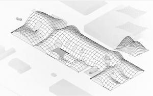 Opbouw ontwerp algoritme. Simulate mesh