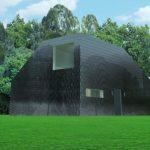 Heerlen huis gerecyclede materialen