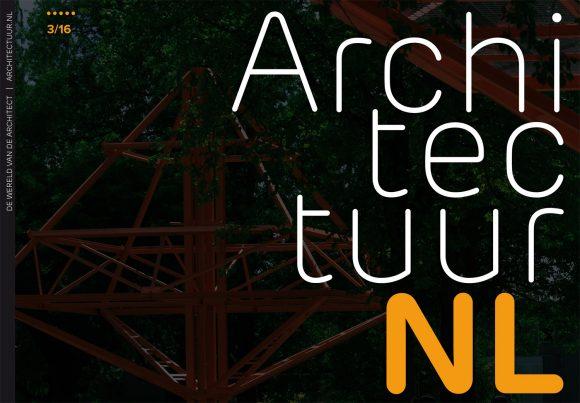 ArchitectuurNL 03 2016