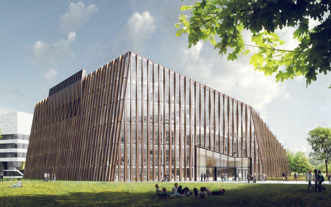 Duurzaamheid Architectuur