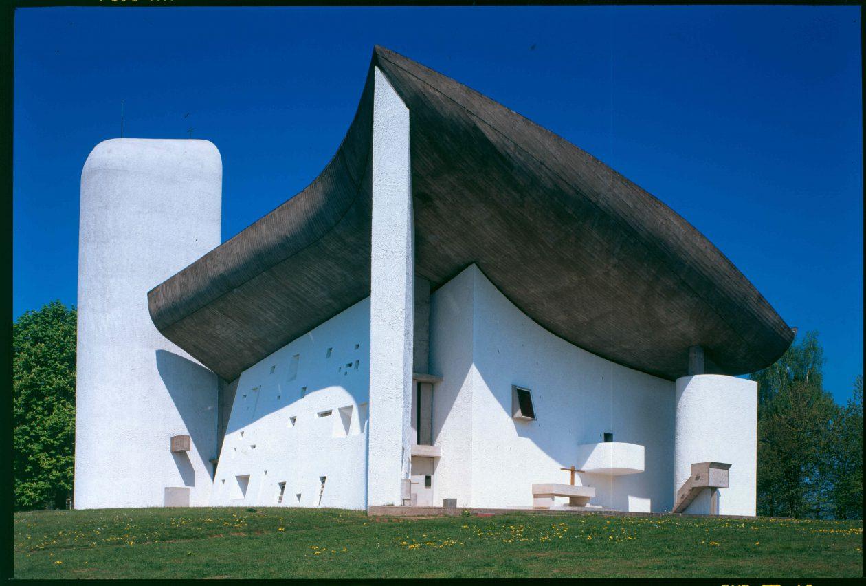 Le corbusier met 17 bouwwerken op erfgoedlijst for Architecture le corbusier