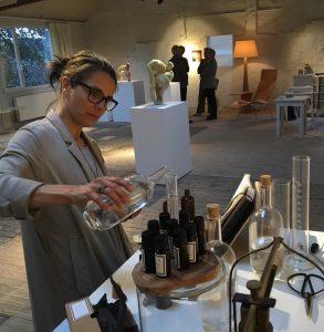Geur experience, Juliette Wermenbol