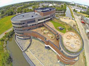 . Kellebeekcollege, Roosendaal. Jeanne Dekkers Architectuur • Foto's Michiel Kievits.