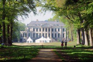 Restauratie kasteel Broekhoven