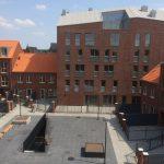 Gevelvariatie in Blok Schriksel Venlo