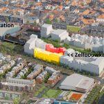 Zelfbouwkavels Nieuw Delft