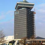 A Dam toren Amstredam