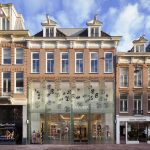 Glazen gevel MVRDV PC Hoofstraat
