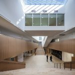 Scholencampus; Peer; Bekkering Adams architecten