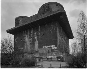 Bunker Neuhöferstrasse Hamburg, 1988