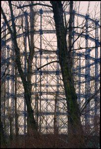 Gasometer Schöneberg Berlijn, 2005.