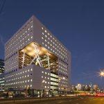 EGM architecten Labgebouw Amsterdam