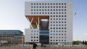 O|2 Gebouw - VU - onderzoeks- en onderwijsgebouw, Vrije Universiteit