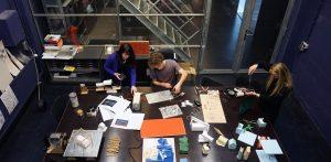 Het laboratorium van Forces of Architceture