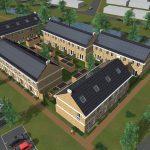 Cier Architecten energieneutrale woningen Wielewaal