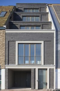 Herenhuis Buiksloterham Amsterdam Dittmar architecten