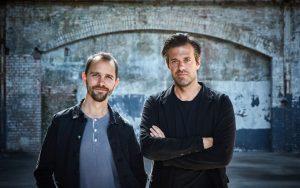 Maarten Baas en Sergio Herman. Foto: Jeroen van der Wielen
