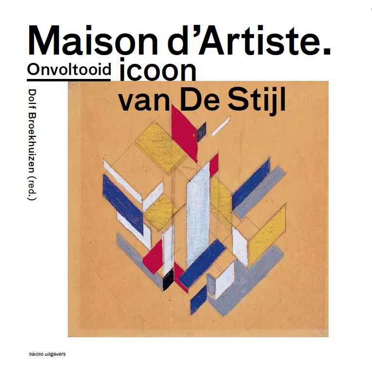 Maison d artiste onvoltooid icoon van de stijl - Stijl des maisons ...