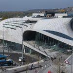 Dak Centraal Station Arnhem