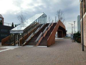Paleisbrug Den Bosch, Benthem Crouwel Architects. Foto Jacqueline Knudsen