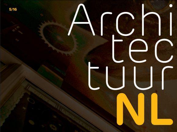 ArchitectuurNL 6-2016