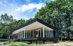 Villa Hoenderhof Bekhuis Kleinjan architecten