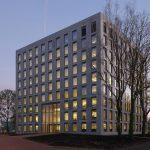 Helix gebouw op Wageningen Campus