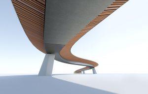 Busbrug Zwolle BAM Infra Regio Civiel- ontwerp ipv Delft