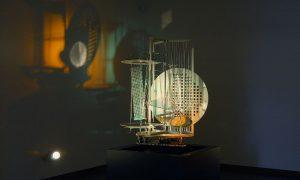 Lászlo Moholy-Nagy, Licht-Raum Modulator, 1922 1930, replica 1970