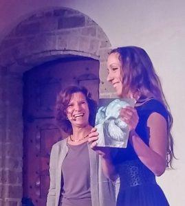 Prijsuitreiking Kunst+Techniekprijs 2016 aan Iris van Herpen in Bergkerk Deventer - Foto Jacqueline Knudsen