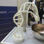 Kraan uit 3D printer