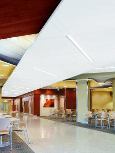 West Paviljoen Universiteitsziekenhuis Utah - Salt Lake City, Utah, Verenigde Staten