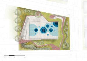 Waterplein Tiel stedenbouwkundig plan
