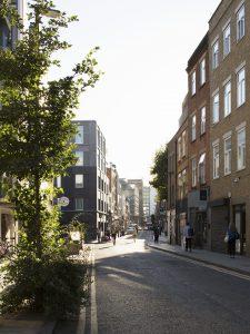 Redchurchstreet Londen