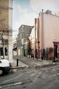 Whitbystreet Londen