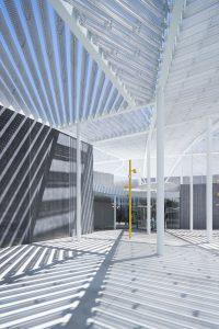 Shrem Museum of Art in Davis, VS