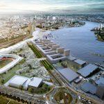 Masterplan Feyenoord City OMA Kuip Rotterdam