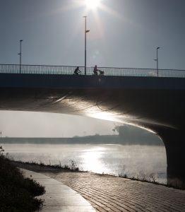 De Verlengde Waalbrug in Nijmegen, Zwarts en Jansma Architecten
