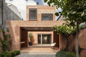 De winnaar in de categorie stedelijke herontwikkeling won in 2016 ook de 'Grand Prize': House 1014 in Spanje, ontworpen door HARQUITECTES.