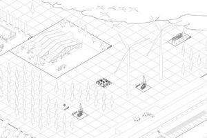 Schets PolderScape, Studio Makkink & Bey