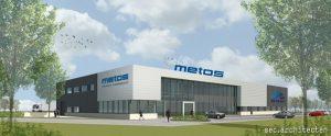 Bedrijfspand Metos Deventer